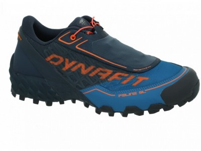 Dynafit Feline SL Schuhe Herren bluejay shocking orange 640x480